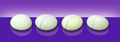 BREAST IMPLANTS AVAILABLE IN DIFFERENT SHAPES AND SIZES